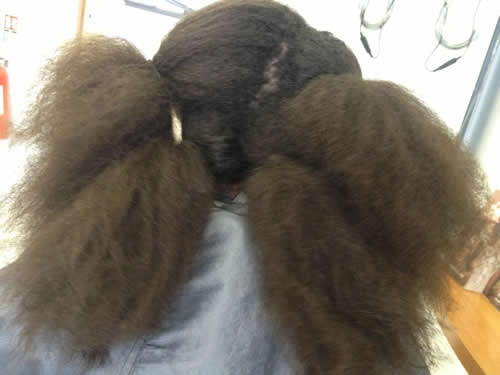 Afro Hair Straighteners And Relaxer For Afro Hair Pure