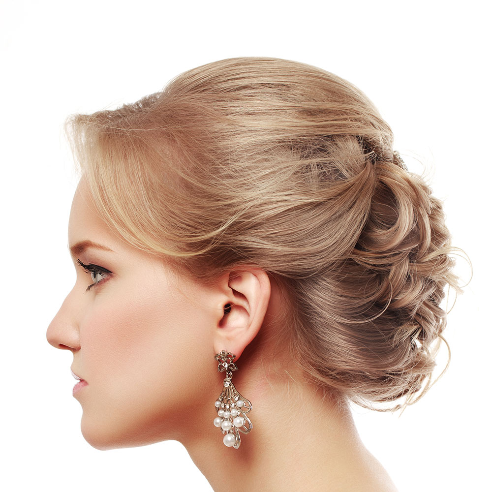 2015 Wedding Hair Chignon Wedding Hairstyles 2015