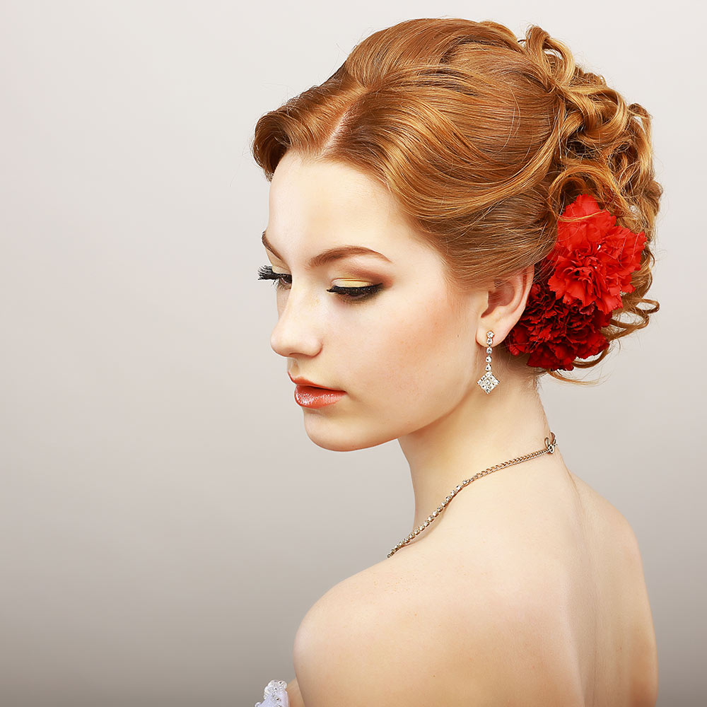 Wedding Hair Style Video: Wedding Hair Services