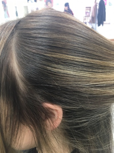 Ombre Hair Roots